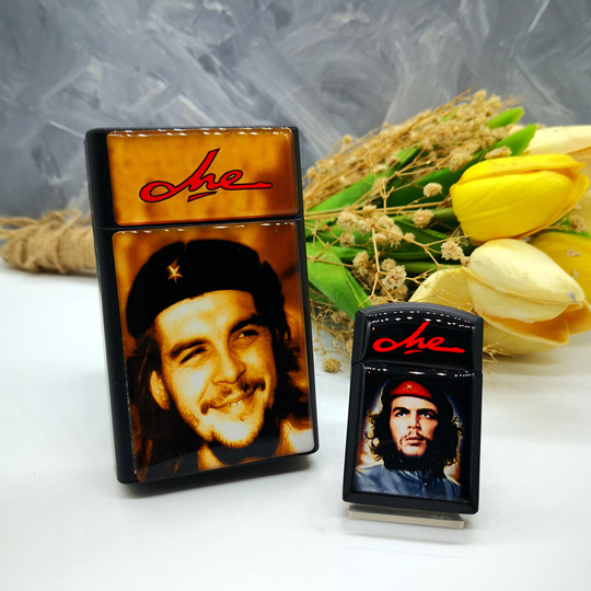 Sigara Kutusu, Che Guevara Sigara Kutusu, Çakmak